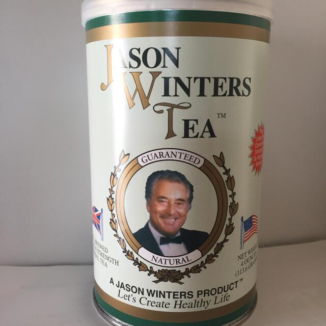 正規品 ジェイソンウィンターズティー ハーブティー  113.6g  食品/飲料/酒の健康食品(健康茶)の商品写真