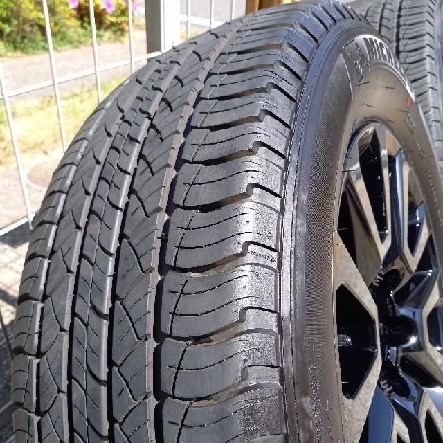トヨタ(トヨタ)のランドクルーザープラドブラックエディションホイール 自動車/バイクの自動車(車種別パーツ)の商品写真