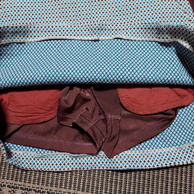 PEARLY GATES(パーリーゲイツ)のパーリーゲイツ インナー付スカート スポーツ/アウトドアのゴルフ(ウエア)の商品写真