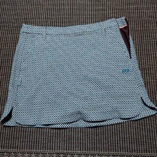 PEARLY GATES - パーリーゲイツ インナー付スカート