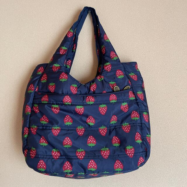 rough(ラフ)のroughのいちごバッグ レディースのバッグ(トートバッグ)の商品写真