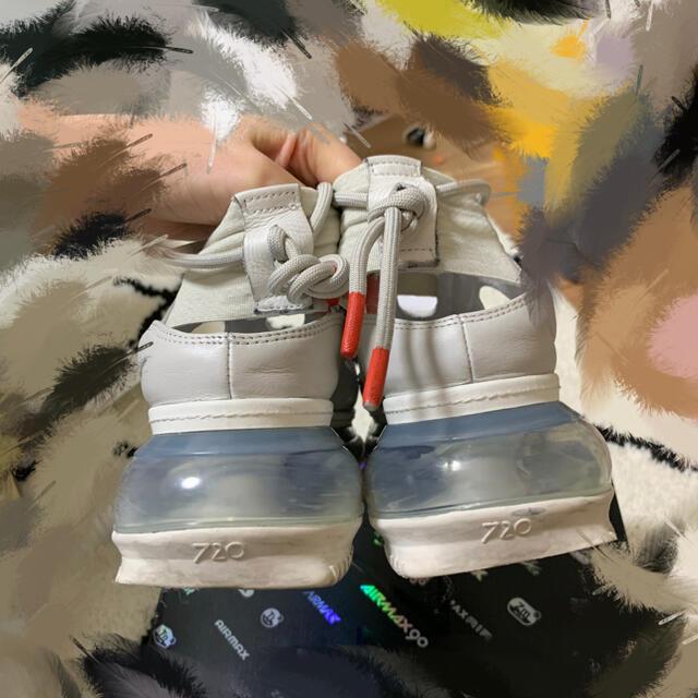 NIKE(ナイキ)のAirMax FF720 Summit White (W) レディースの靴/シューズ(スニーカー)の商品写真
