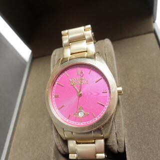 Vivienne Westwood - Vivienne Westwood 腕時計 ゴールド