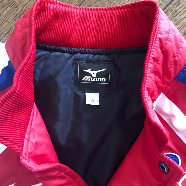 MIZUNO(ミズノ)のポルテ ミズノ グランドコート ジャンバー スポーツ/アウトドアの野球(ウェア)の商品写真