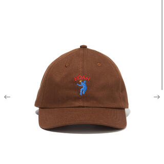 Supreme - UNION NOAH LOGO LOCK-UP HAT ユニオン ノア コラボ