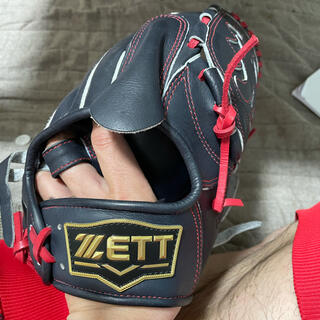 ZETT - ゼット軟式投手用