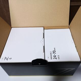 Nikon - NIKON Z6 レンズキット(NIKKOR Z 24-70mm f/4)
