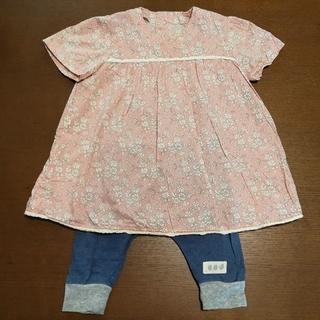 アカチャンホンポ(アカチャンホンポ)の女の子 80 春服 夏服 セット no.8(ワンピース)