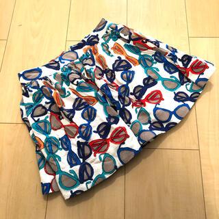 ケイトスペードニューヨーク(kate spade new york)の値下げ ケイトスペード メガネスカート(スカート)