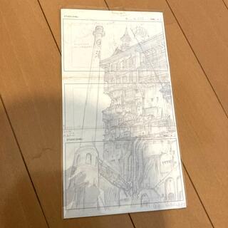 ジブリ(ジブリ)のジブリ 千と千尋の神隠し 原画 大判ポストカード(写真/ポストカード)