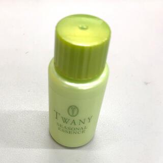 トワニー(TWANY)のトワニーシーズナルエッセンスss 5個セット(美容液)