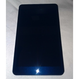 キョウセラ(京セラ)の京セラ タブレット Qua tab 01(Android5.1) ジャンク扱い(タブレット)