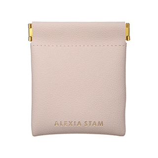 ALEXIA STAM - ALEXIA STAM ノベルティ 500円OFFクーポンと冊子つき