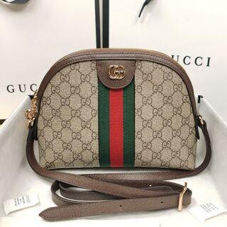 Gucci - 極美品 GUCCI ショルダーバッグ