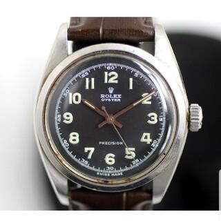 ROLEX - ロレックス オイスター プレシジョン アンティーク 手巻き 腕時計 ヴィンテージ