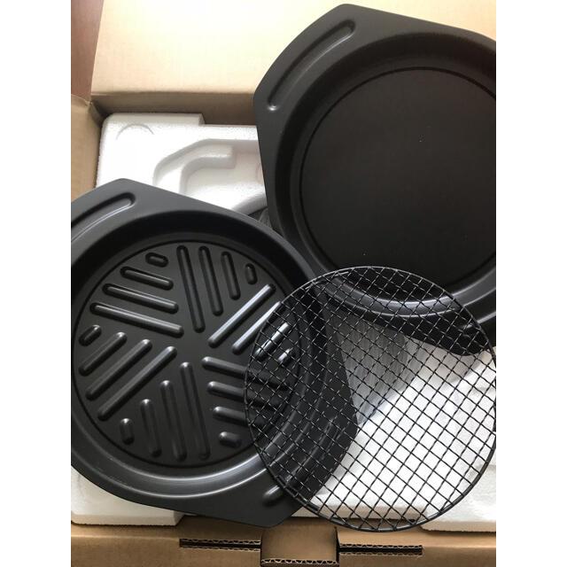 アラジン グラファイトグリル&トースター 4枚焼き スマホ/家電/カメラの調理家電(調理機器)の商品写真