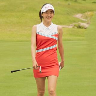 ルコックスポルティフ(le coq sportif)のLe coq golf ルコック ゴルフ 韓国 ワンピース(ウエア)