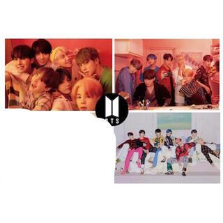 ポスター セット ペルソナ BTS BT21 グッズ アルバム 公式