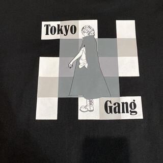 東京卍リベンジャーズ マイキーTシャツ  L