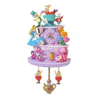 Disney - ✨オンライン完売✨入手困難✨ふしぎの国のアリス アリス 時計 掛け時計 掛時計