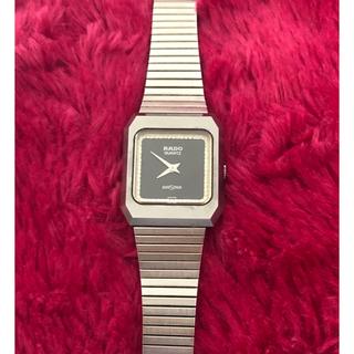 ラドー(RADO)のRADO ラドー DIASTAR ダイヤスター クォーツ腕時計(腕時計)
