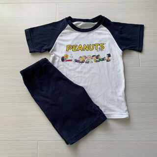 ジーユー(GU)のスヌーピー  パジャマ 110 GU(パジャマ)