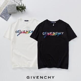 ジバンシィ(GIVENCHY)の654GIVENCHYジバンシィTシャツ半袖2枚8000円送料込み(Tシャツ(半袖/袖なし))