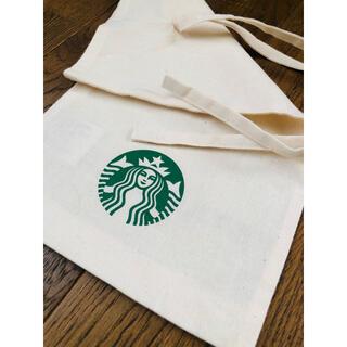 スターバックスコーヒー(Starbucks Coffee)のスターバックス 巾着袋(日用品/生活雑貨)