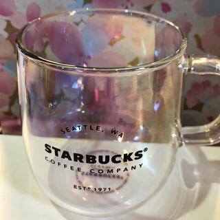 Starbucks Coffee - スターバックス  耐熱グラスマグラスター 355ml