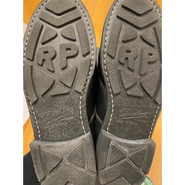Paraboot(パラブーツ)の【着用3回】パラブーツ シャンボード paraboot CHAMBORD メンズの靴/シューズ(ドレス/ビジネス)の商品写真