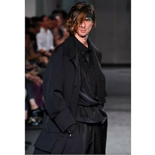 Yohji Yamamoto - Yohji Yamamoto POUR HOMME ギャバジンシャツ