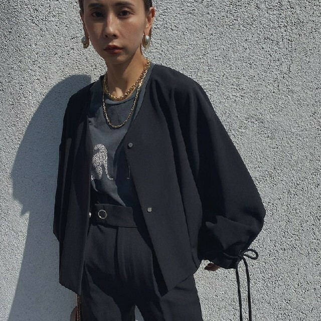 Ameri VINTAGE(アメリヴィンテージ)のぬこ様専用です🙋💓 レディースのジャケット/アウター(ノーカラージャケット)の商品写真