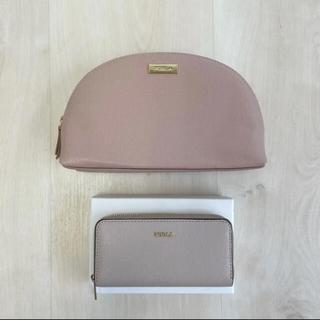 Furla - 【R-1635】フルラ コスメポーチ、キーケース 2点まとめ売り