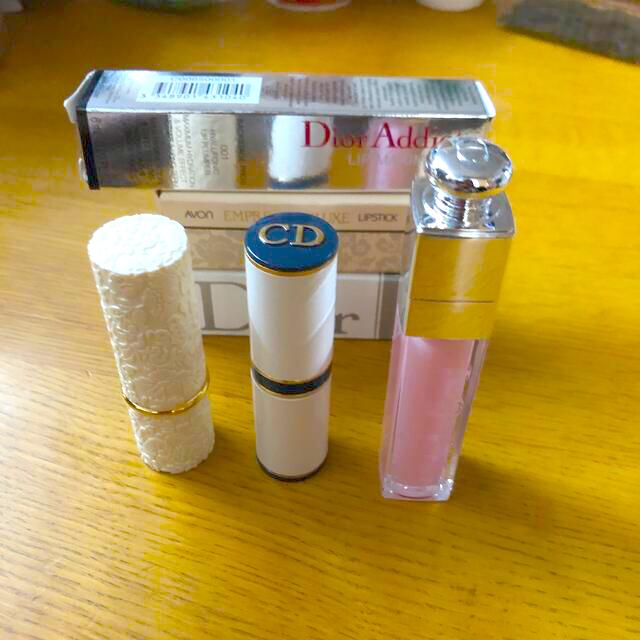 Christian Dior(クリスチャンディオール)のChristian Dior リップマキシマイザー  #001 コスメ/美容のベースメイク/化粧品(リップグロス)の商品写真