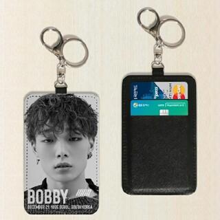 iKON - 新品!カードケース♡iKON BOBBY