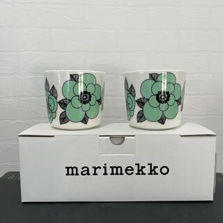 marimekko - マリメッコ kestit ラテマグ  2個セット