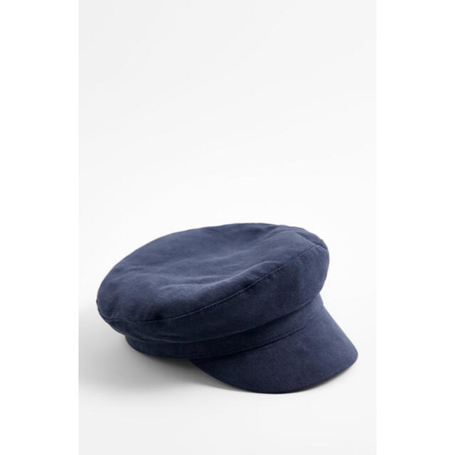 ZARA(ザラ)の【新品タグ付き】ZARA マリンハット レディースの帽子(ハット)の商品写真
