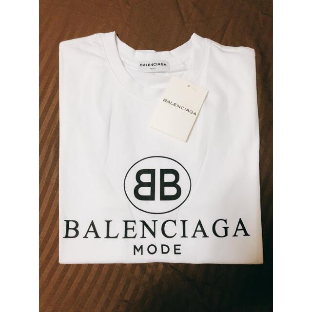 Balenciaga(バレンシアガ)のBALENCIAGA バレンシアガ Tシャツ メンズのトップス(Tシャツ/カットソー(半袖/袖なし))の商品写真