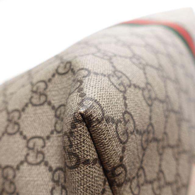 Gucci(グッチ)のGUCCI オフィディアGGミディアトート レディース ブラウン レディースのバッグ(ハンドバッグ)の商品写真