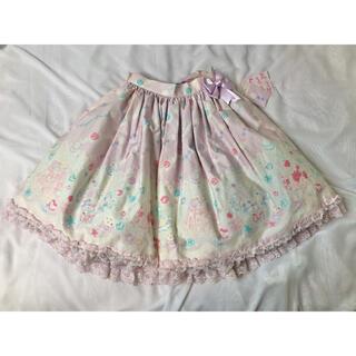 Angelic Pretty - jewelry jelly スカート