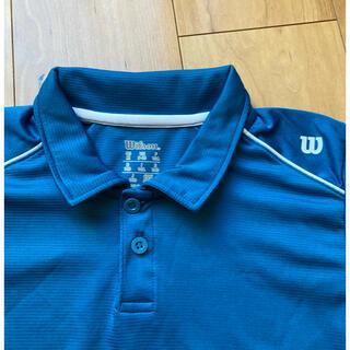 ウィルソン(wilson)のウィルソン テニス ゲームシャツ 140くらい(ウェア)