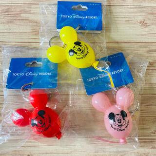 Disney - ディズニーリゾートバルーンキーホルダー