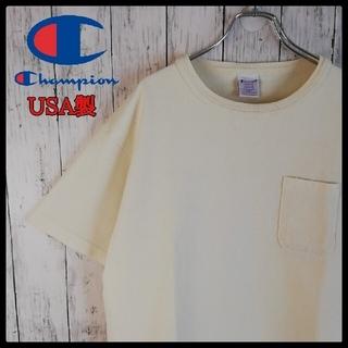 チャンピオン(Champion)の【USA製】チャンピオン ヘビーウエイト クルーネックTシャツ T1011(Tシャツ/カットソー(半袖/袖なし))