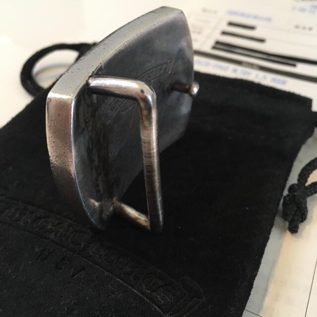 Chrome Hearts(クロムハーツ)のクロムハーツ ベルト インヴォイス 36 ダガー メンズのファッション小物(ベルト)の商品写真