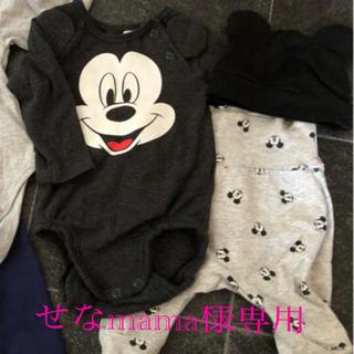 Disney - ミッキーベビー服