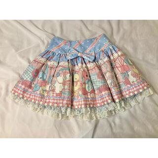 Angelic Pretty - melody toys スカート