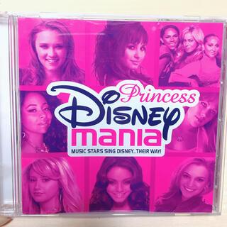 ディズニー(Disney)のPrincess Disney mania(ポップス/ロック(邦楽))