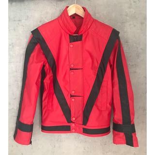 マイケルジャクソン スリラー ジャケット コスプレ ステージ衣装