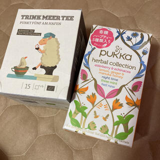 pukka  &  TRINK MEER TEE  18袋セット(茶)