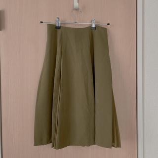 ラグナムーン(LagunaMoon)のプリーツ フレアスカート / LAGUNAMOON(ひざ丈スカート)